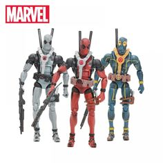 2018 15cm Marvel Toys Legends Series Super Heros Deadpool PVC Action Figure Superhero Figures Collection Model Dolls Toy  Price: $ 15.99 & FREE Shipping   #computers #shopping #electronics #home #garden #LED #mobiles
