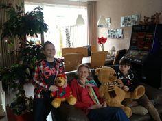 Clara en Evert-Jan op huisbezoek in Ermelo. Deze superhelden hebben hun veerkracht weer ontdekt en kunnen er weer tegenaan! #berenkracht