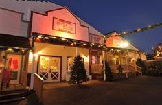 Christmas in Dairyville Dec. 5 to 21, Fridays through Sundays Alpenrose Dairy will transform Dairyville, its frontier town replica, into a winter wonderland, with animals, carols, stories and Santa