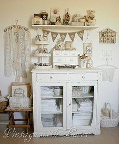 Adorable storage and shelf