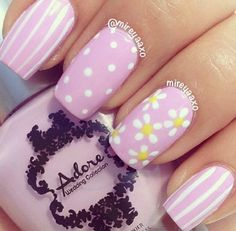 Super Adorable Nail Art Designs For Easter
