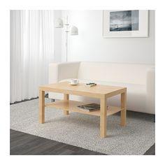 LACK Stolik - imit. brzozy - IKEA