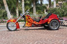 Trike Motorcycles with VW Engines | 2013 Vw Trike Motorcycle Trike Choppertrike Custom Trike - New Custom ...
