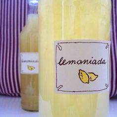 Lemoniada skoncentrowana