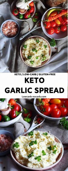 A perfect keto Garlic Spread just right for this time of the year, when we need to kill all of those sore throats. Whole family will enjoy this Gluten-free and low Carb dip.  #keto #lowcarb #glutenfree #dip #spread #cheesedip #garlicspread #ketospread #lowcarbdip Sugar Free Recipes, Low Carb Recipes, Beef Recipes, Healthy Recipes, Snacks Recipes, Brownie Recipes, Cheese Recipes, Sauce Recipes, Easy Recipes