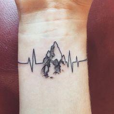 Tatouage ligne de vie poignet - Tattoo ligne de vie ...