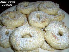 Biscotti Morbidi di Ricotta senza Uova, senza Burro e senza Olio - aromatizzati al limone