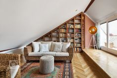 gallery designed by Kristina Proksova Bookcase, Stairs, Shelves, Gallery, Design, Home Decor, Stairway, Shelving, Decoration Home