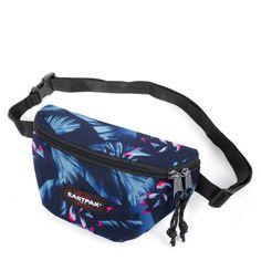 Waist bag brize blue Eastpak Springer. Buy now from http://samdamretail.be/en/waist-bag-brize-blue-eastpak-springer.html #waistbags #fannybags #hipbags