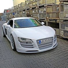 White Out R8 Via @CarsGasm Follow my friends page @CarsGasm  Follow @CarsGasm Follow @CarsGasm Follow @CarsGasm by carinstagram