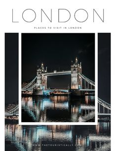 Why you must visit London
