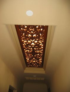 Diy modern light panel pinterest diffusers stretches and woods 21 interior designs with fluorescent light covers mozeypictures Images