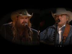 "Chris Stapleton, Sheryl Crow, Brandon Flowers - ""Don't Let Me Down"" (LIVE, 5 Dec 2015) - YouTube"