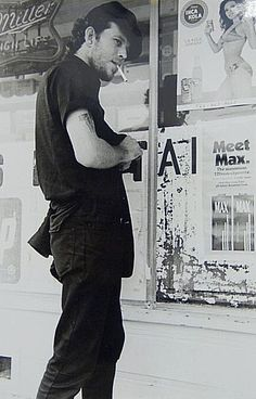 By Mitchell Rose by Official Tom Waits, via Flickr