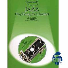 Temas de jazz para clarinete ou outros instrumentos, consulte o site do Salão Musical de Lisboa.
