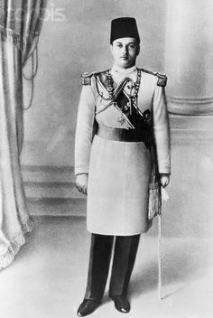 King Farouk in 1937