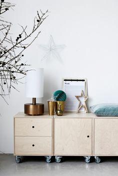 Veneer furniture collection (House doctor) HUISZWALUW