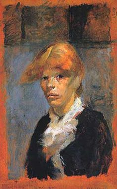 Henri de Toulouse-Lautrec (1864-1901) Carmen Gaudin Red-Haired Woman The Toilette, 1889