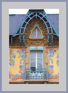 Nancy - Art Nouveau ~ Jugendstil ~ Modern Style by Lautergold, via Flickr
