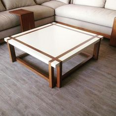 Modern Coffee Table Designs for a Minimalist Room # # table is an amazing item to put in your living room. Besides for putting coffee, it can also be used to put books, food, and other small decora Table Design, Decor, Furniture Design, Modern Coffee Tables, Centre Table Living Room, Furniture, Coffee Table Design Modern, House Interior, Table Furniture