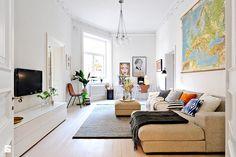 Salon styl Skandynawski - zdjęcie od Casa Bianca - Salon - Styl Skandynawski - Casa Bianca