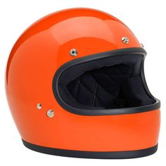 Check out my new helmet from RevZilla.com! just in time for the holidays! Biltwell Gringo Helmet - Hazard Orange
