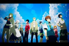 Summer Time Record (Kagerou Project) *cries anyway*
