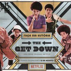 A série de Baz Luhrmann, The Get Down, ganhou cartazes individuais e ainda dois especiais, do elenco masculino e do feminino. Veja todos.