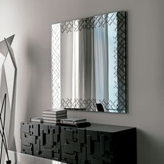 Cattelan Italia Espejo moderno Jersey Diseño: Paolo Cattelan. El espejo Jersey de la firma Cattelan Italia es uno de sus modelos de estilo moderno con un...
