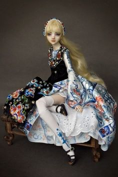 Las muñecas de Marina Bychkova 4