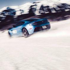 An #astonmartinlive action shot by @matthiasmederer! #astonmartinonice #cars #luxury by astonmartinlagonda