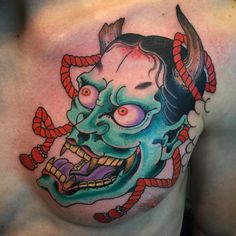 Kings Ave Tattoo, #Wylde start to a half sleeve & chest panel by...