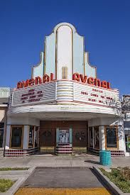 art deco theater - Google Search