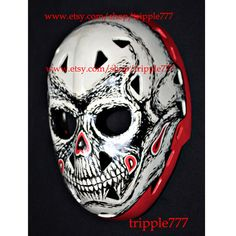 Hockey mask, Hockey goalie, NHL ice hockey, Roller Hockey, Hockey goalie mask, Hockey helmet Gary Bromely mask Skelator HO34