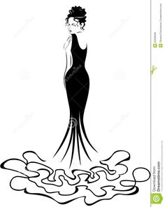 http://thumbs.dreamstime.com/z/woman-black-22338408.jpg