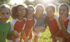New Report Teaches Schools How To Get Girls Active