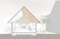 Gallery - Koya No Sumika / mA-style Architects - 17