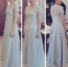 #dress #kutubaru #batik #kebaya #from #anjiasmara #inspirations #reference