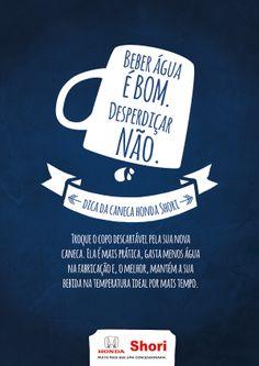 Dicas da Caneca by Thiago Egg, via Behance