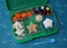 Eats Amazing - Star themed Yumbox lunch