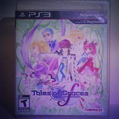 #TalesOfGraces #TalesOfGracesF #GameOfTheDay #namco #PS3 #Playstation #Playstation3 #JRPG #RPG #Sony