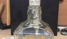 DIY - JACK DANIELS Petrolium Lampe selbst gebaut » DeissenBlog Jack Daniels, Bottle Candles, Flasks, Crafting