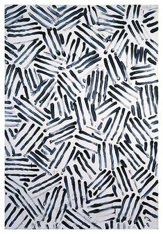 / jasper johns, untitled, 1978.