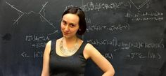 Harvard University believes the world's next Einstein is among us — and she's a millennial. At age Sabrina Gonzalez Pasterski is already one of the most well-known and accomplished physicists in the US. Stephen Hawking, Nasa, Sabrina Gonzalez, Physics World, 30 Under 30, First Plane, Theoretical Physics, Mind Blowing Facts, Massachusetts Institute Of Technology