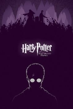 Harry Potter Series by Cameron Lewis | Harry Potter and the Half-Blood Prince (2009)