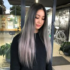 Ready for a hot new ombre you? Check out these swoon-worthy long ombre hair ideas and get inspired for your next trip to the salon! Long Ombre Hair, Best Ombre Hair, Blond Ombre, Ombre Hair Color, Hair Color Dark, Black Hair Ombre, Blonde Brunette, Medium Thin Hair, Short Thin Hair