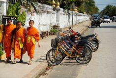 Laos - Terres de charme http://www.terresdecharme.com/luang-prabang-vientiane-mekong_sejour-laos_sejour-asie_voyage-sur-mesure.aspx #laos #sejour #voyage