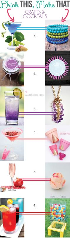 Drink This, Make That: Crafts