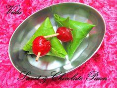 cookingmyway: Sweet Paan & Chocolate Paan