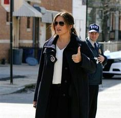 Olivia Benson, Mariska Hargitay, Law And Order, Pretty Woman, Bomber Jacket, The Unit, Badass, Jackets, Women